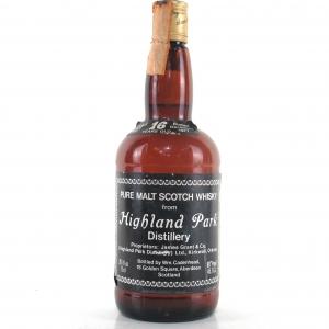 Highland Park 1961 Cadenhead's 16 Year Old