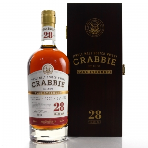 Crabbie 1988 Cask Strength 28 Year Old