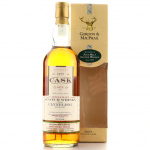 Clynelish 1972 Gordon and MacPhail Cask Strength / Japan Import System