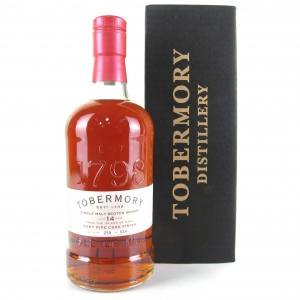 Tobermory 14 Year Old Port Pipe / Distillery Exclusive