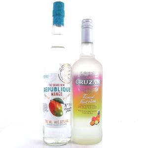 Rum Liqueur Selection x 2