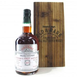 Glenfarclas 1965 Douglas Laing 45 Year Old / Speyside's Finest Distillery