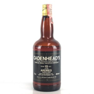 Ardbeg 1975 Cadenhead's 15 Year Old
