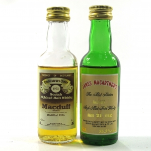 Macduff Miniature Selection 2 x 5cl