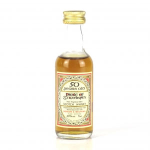 Pride of Strathspey 1937 Gordon and MacPhail 50 Year Old Miniature 5cl