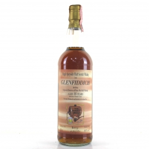 Glenfiddich 1979 The Whisky House 16 Year Old