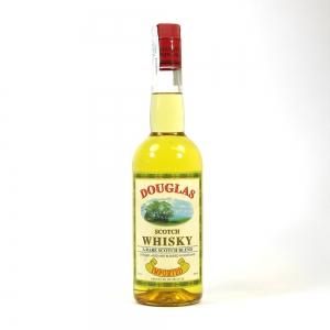 Douglas Scotch Whisky Front