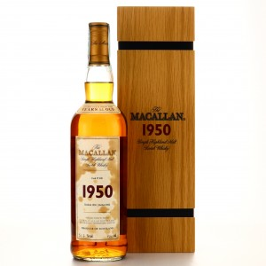 Macallan 1950 Fine and Rare 52 Year Old #600