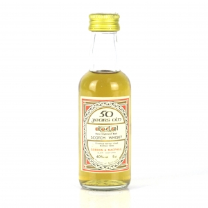 Old Elgin 1946 Gordon and MacPhail 50 Year Old 5cl