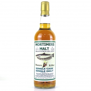 Inchmurrin Single Cask 12 Year Old / Mortimers of Grantown