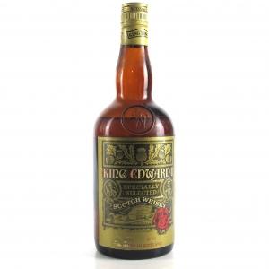 King Edward 1st Scotch Whisky 1980s
