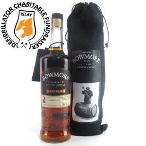 Bowmore 1999 Hand Filled 18 Year Old Cask #25 / 1st Fill Sherry Butt - Islay Defibrillator Challenge