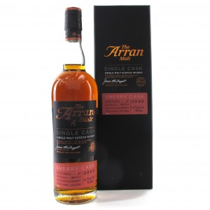 Arran 2005 Single Sherry Cask #31
