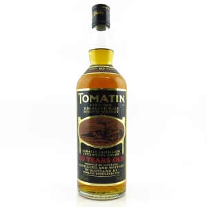 Tomatin 10 Year Old 1980s