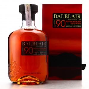 Balblair 1990 2nd Release 2017