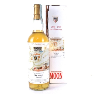 Macallan 1990 Moon Import 30th Anniversary
