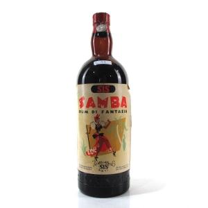 Sis Samba Rum di Fantasia 1 Litre 1950s