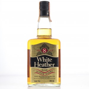 White Heather 8 Year Old 1980s