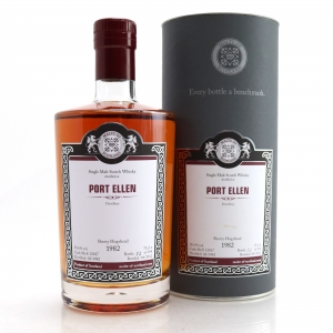 Port Ellen 1982 Malts of Scotland