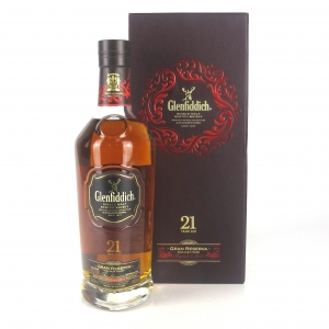 Glenfiddich 21 Year Old Gran Reserva / Rum Cask Finish