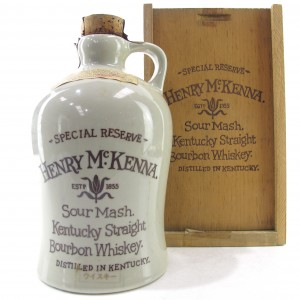 Henry Mckenna Special Reserve Decanter