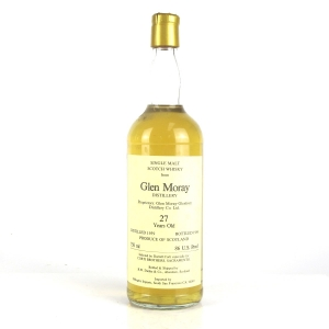 Glen Moray 1959 Duthie for Corti 27 Year Old 75cl / US Import