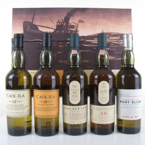 Islay Collection 5 x 20cl / Including Port Ellen 6th Release