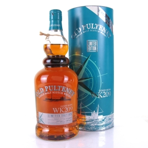Old Pulteney Good Hope WK209 1 Litre