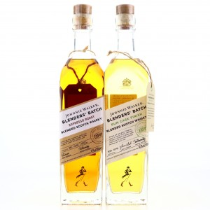 Johnnie Walker Blenders' Batch EXP#8 & EXP#9 2 x 50cl