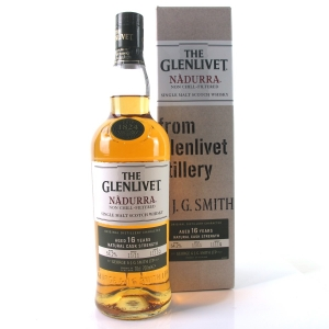 Glenlivet Nàdurra 16 Year Old Cask Strength Batch #1111Q