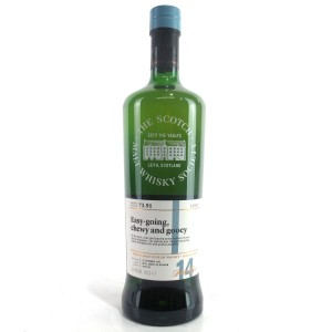 Aultmore 2002 SMWS 14 Year Old 73.91