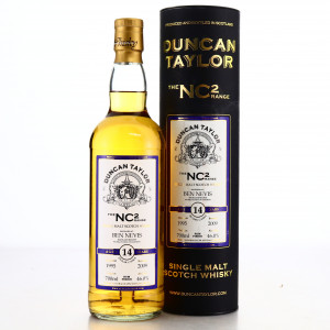 Ben Nevis 1995 Duncan Taylor 14 Year Old NC²