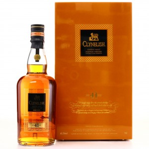 Clynelish 1973 Single Cask 41 Year Old / Wealth Solutions - Bottle No.1
