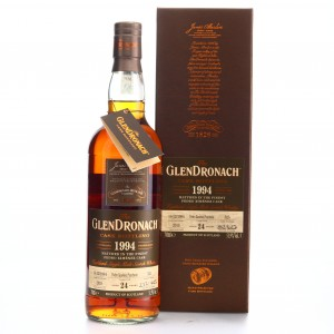 Glendronach 1994 Single PX Cask 24 Year Old #325