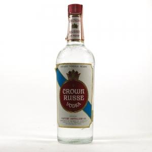 Crown Russe Vodka