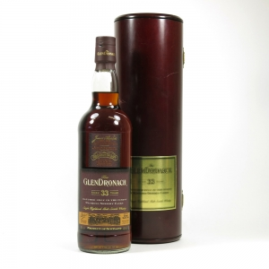 Glendronach 33 Year Old Front
