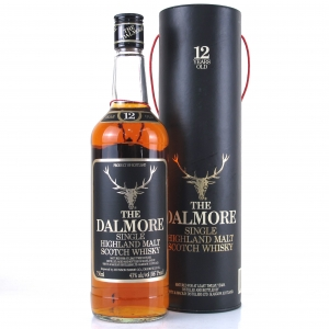 Dalmore 12 Year Old 1990s 75cl / US Import
