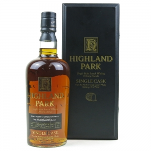 Highland Park 1984 21 Year Old Ambassador Cask #1