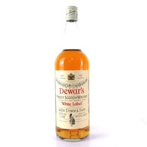 Dewar's White Label 1 Litre