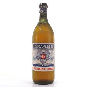 Ricard Apertif Anise 98cl 1970s