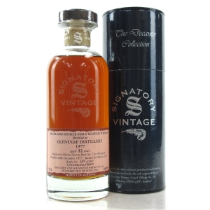 Glenugie 1977 Signatory Vintage 32 Year Old Decanter Collection