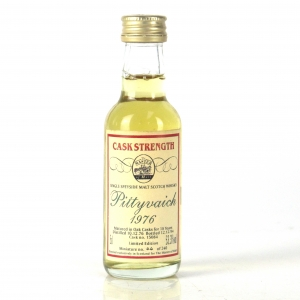 Pittyvaich 1976 Master of Malt 18 Year Old Miniature 5cl