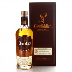 Glenfiddich 1977 Single Cask 40 Year Old #15176 / Rare Collection