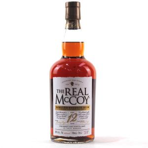 Real McCoy 12 Year Old Limited Edition Rum