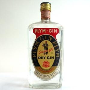 Coates & Co Plym Dry Gin 75cl Circa 1970s