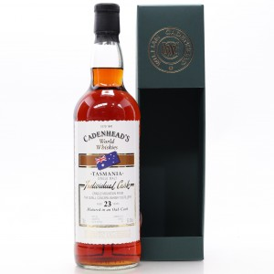 Cradle Mountain 23 Year Old Cadenhead's
