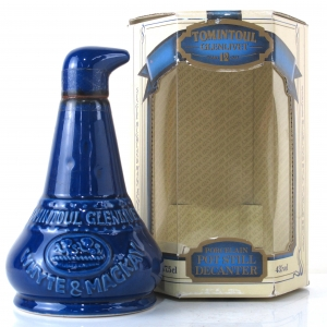 Tomintoul 12 Year Old Decanter 37.5cl