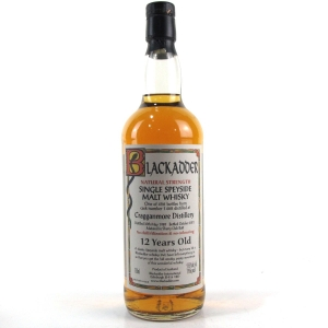 Cragganmore 1989 Blackadder 12 Year Old 75cl / US Import