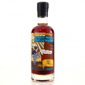 Springbank 21 Year Old That Boutique-y Whisky Company Batch #3