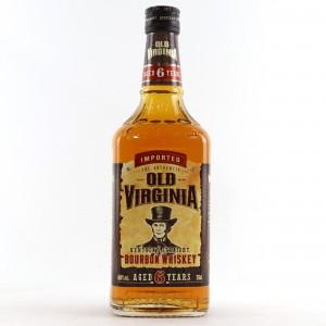Old Virginia 6 Year Old Kentucky Straight Bourbon